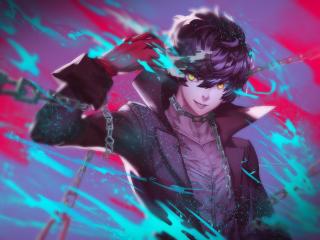 HD Wallpaper | Background Image Persona 5 Akira Kurusu Joker