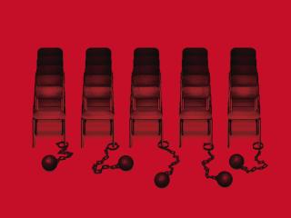 Persona 5 Minimalist 2019 wallpaper