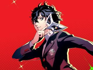 Persona 5 Royal Game wallpaper