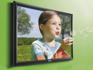 philips, television, girl wallpaper