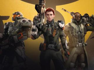 Phoenix Point Gaming Poster wallpaper