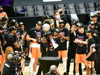 Phoenix Suns NBA Champions 2021 wallpaper