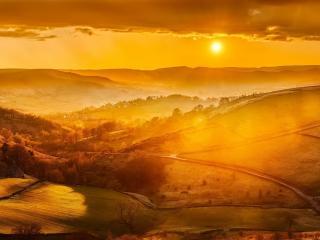 Photography Landscape HD wallpaper