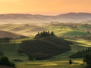 Photography Tuscany HD wallpaper