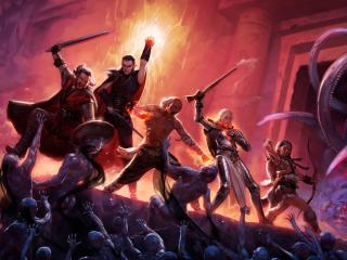 Pillars of Eternity Game wallpaper