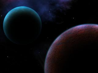 planet, space, sci-fi wallpaper