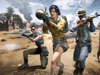 PlayerUnknown's Battlegrounds 6 wallpaper