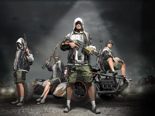 Playerunknown's Battlegrounds S15 wallpaper