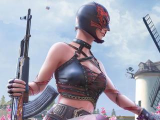 Playerunknown's Battlegrounds Sniper wallpaper