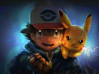 Pokémon 4k Cool wallpaper