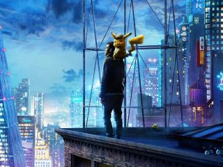 Pokemon Detective Pikachu 2019 Movie wallpaper