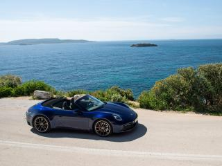 Porsche 911 Cabriolet wallpaper