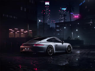 Porsche 911 Carrera S Need For Speed wallpaper
