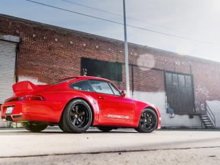Porsche 911 Gunther Werks's Remastered wallpaper