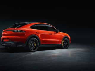 Porsche Cayenne 2020 Coupe wallpaper