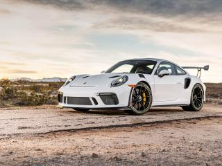 Porsche GT3 RS 2019 wallpaper