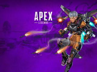 Poster of Apex Legends wallpaper