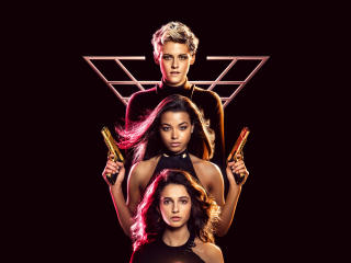 Poster Of Charlies Angels 2019 Movie wallpaper
