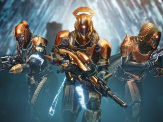Poster of Destiny 2 Beyond Light wallpaper