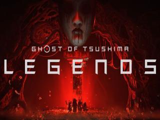 Poster of Ghost Of Tsushima: Legends wallpaper