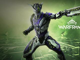 Poster of Loki Warframe wallpaper