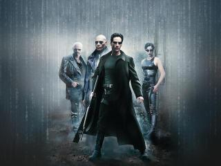 Poster of Matrix Movie wallpaper