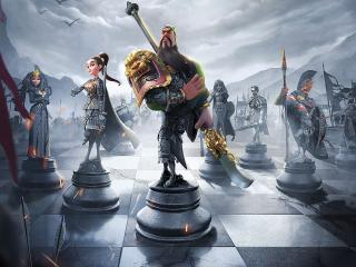 Poster of Rise of Kingdoms wallpaper