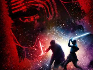 Poster Of Star Wars 9 wallpaper
