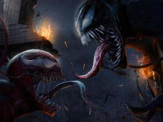 Poster of Venom 2021 Movie wallpaper