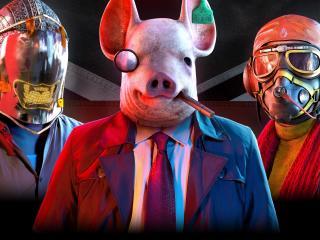 Poster of Watch Dogs Legion 4K wallpaper