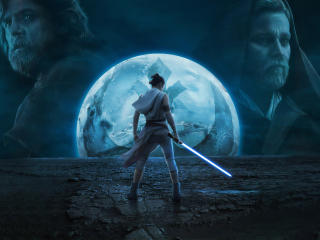 Poster Star Wars The Rise of Skywalker wallpaper