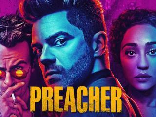 Preacher Tv Show wallpaper