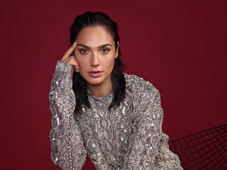Pretty Gal Gadot For Glamor Magazine 2018 wallpaper