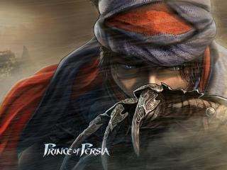 Prince of Persia Character Face wallpaper