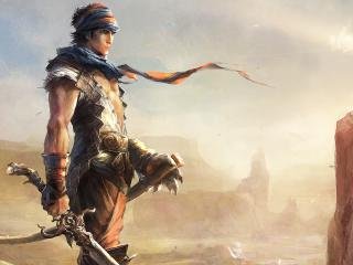 Prince of Persia Hero Fan Art wallpaper