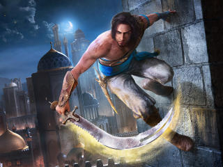 Prince of Persia The Sands of Time Remake wallpaper