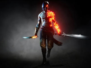 Prince of Persia The Two Thrones wallpaper
