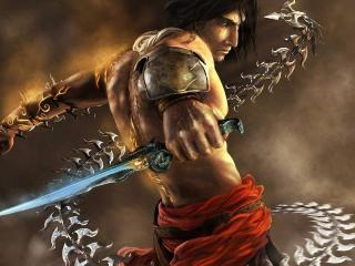 Prince of Persia Tissue Knife wallpaper