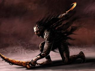 Prince of Persia Warrior Within wallpaper