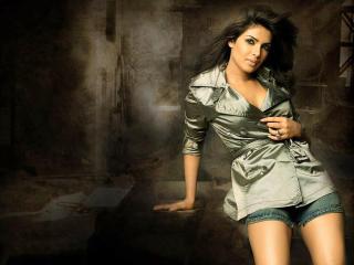 Priyanka Chopra Sexy Look New Wallpaper  wallpaper