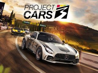 Project Cars 3 8K wallpaper