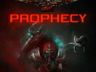 Prophecy Warhammer 40K Inquisitor wallpaper