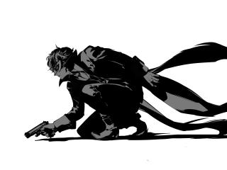 Protagonist Persona 5 wallpaper