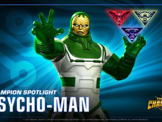 Psycho-Man MCOC wallpaper