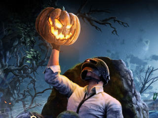 PUBG Halloweeks wallpaper