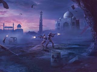 PUBG India wallpaper