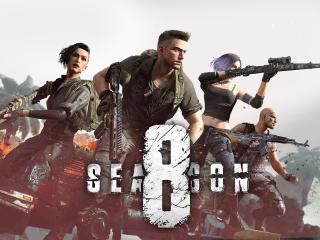 PUBG Season 8 wallpaper