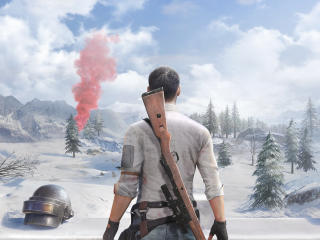 Pubg Winter 2019 wallpaper