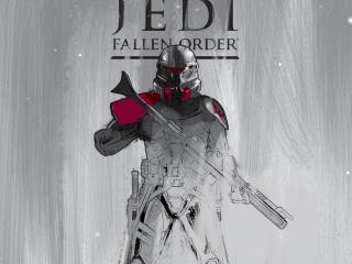 Purge Trooper Star Wars Jedi Fallen Order Art wallpaper