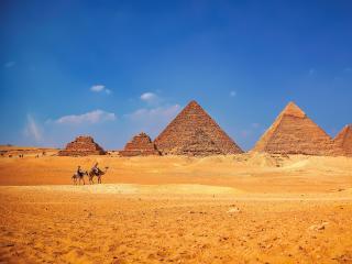 Pyramid 4k Egypt wallpaper
